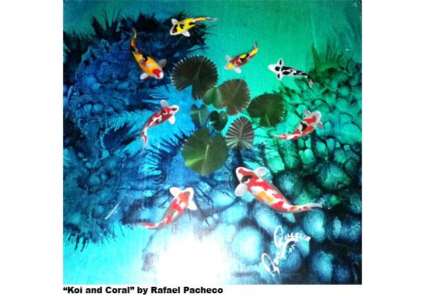 Rafael Pacheco Paintings