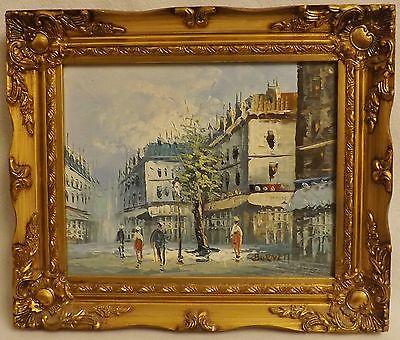 J Burnett paintings