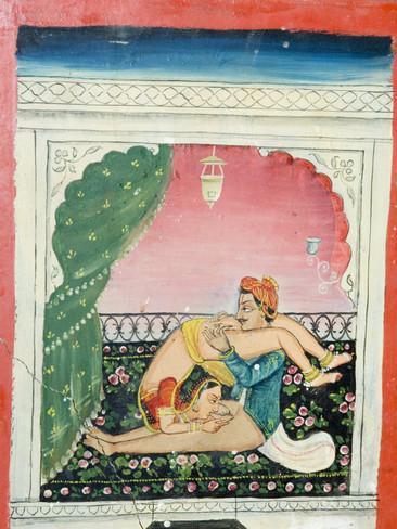 Kamasutra Painting