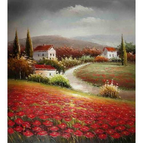 Perspective Landscape Paintings