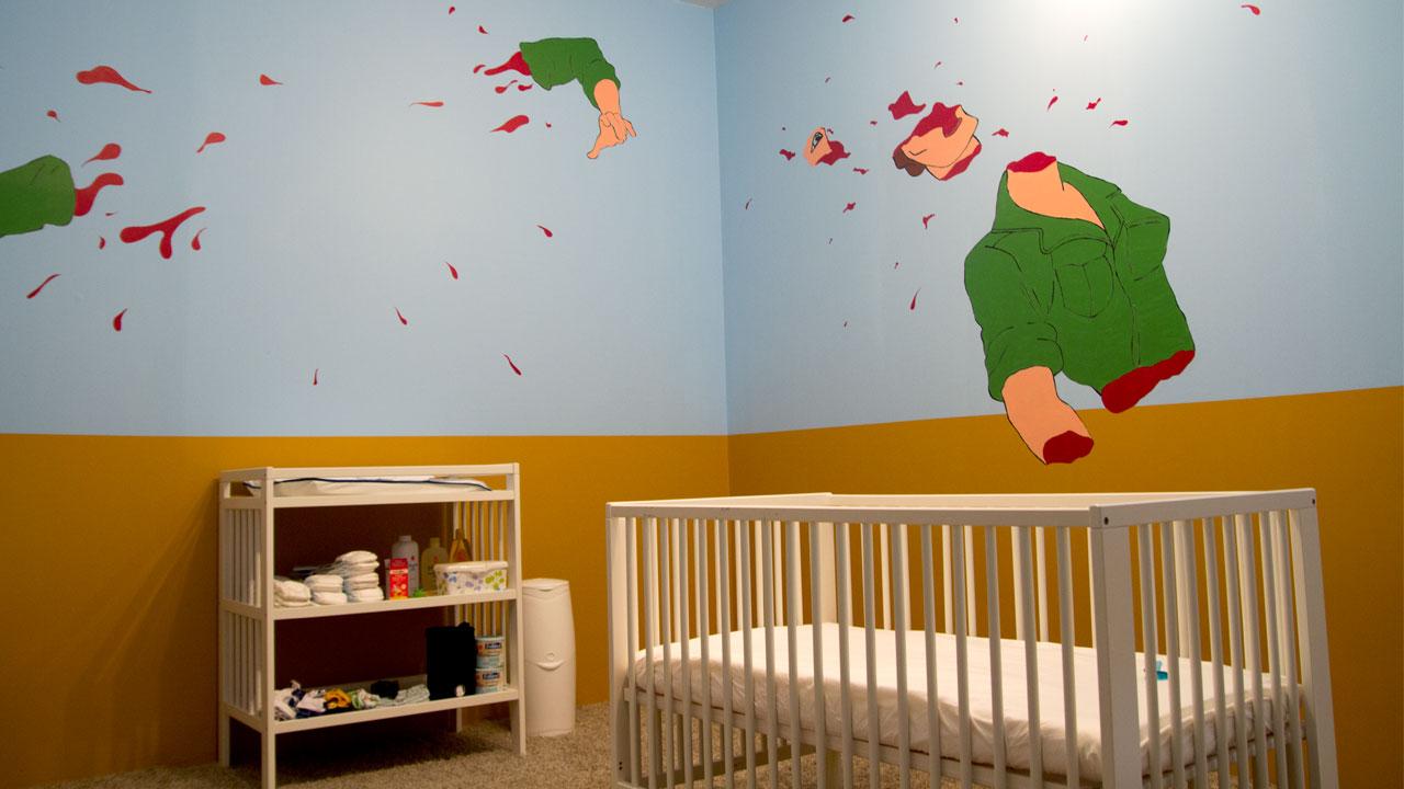 Nursery Inst Ation Based On A Gif C Oon