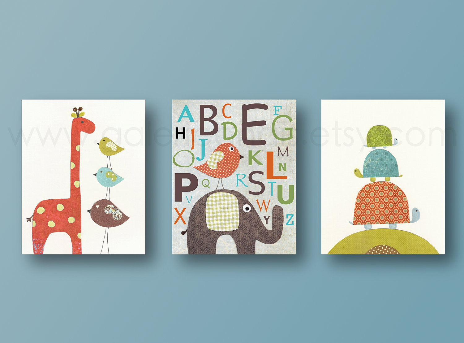 Baby Nursery paintings