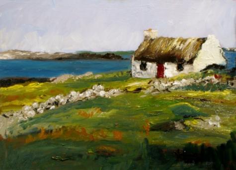 Irish Oil Paintings