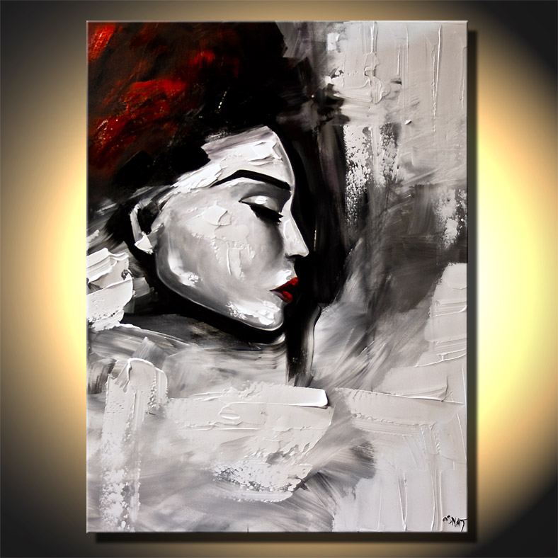 Abstract Women Paintings