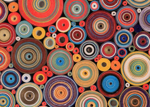 Repetition paintings