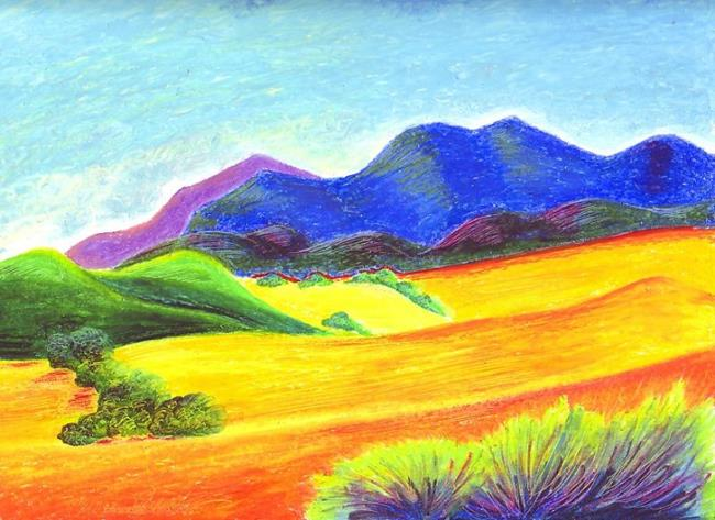 Fauvist Landscape Paintings