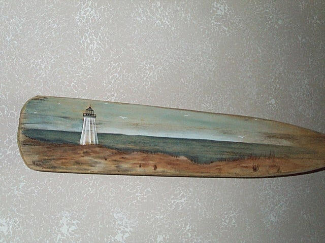 Oar Paintings