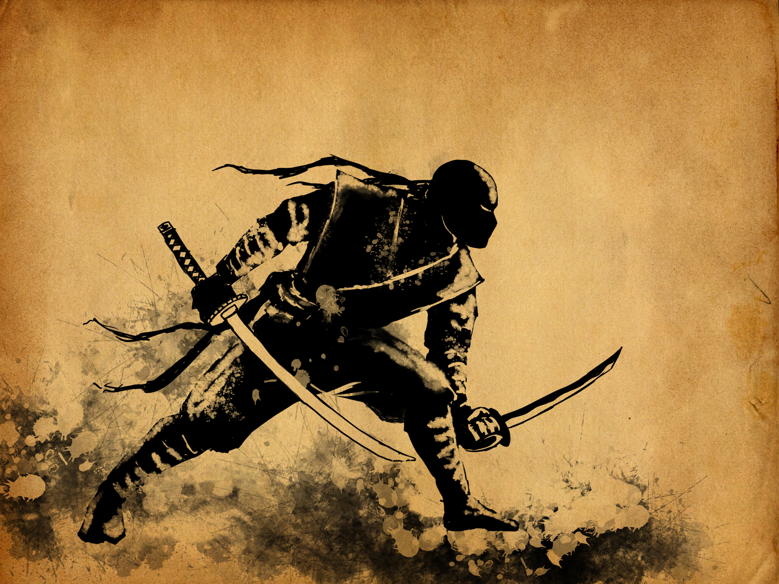 самураи ронины в картинках папку, выделяют нужные