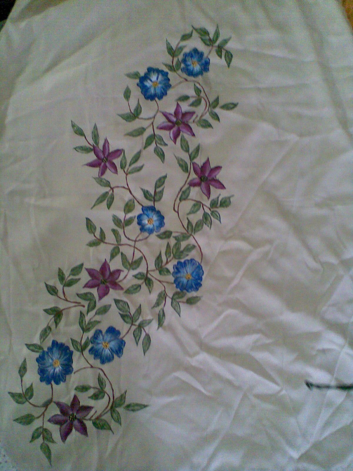 Flower Patterns For Fabric Painting Flowers Healthy