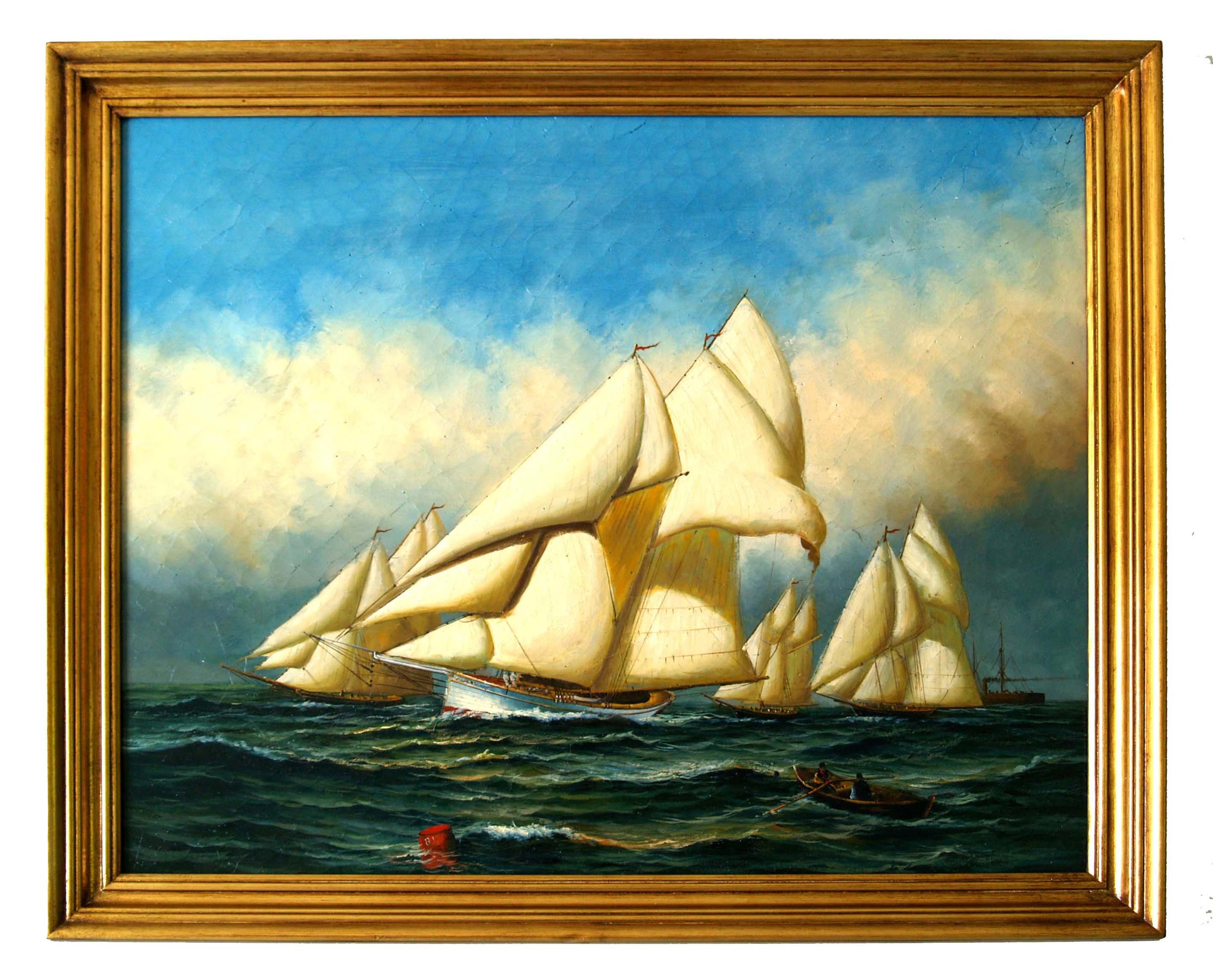 Famous Nautical paintings
