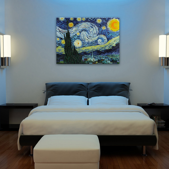 Bedroom Oil Paintings