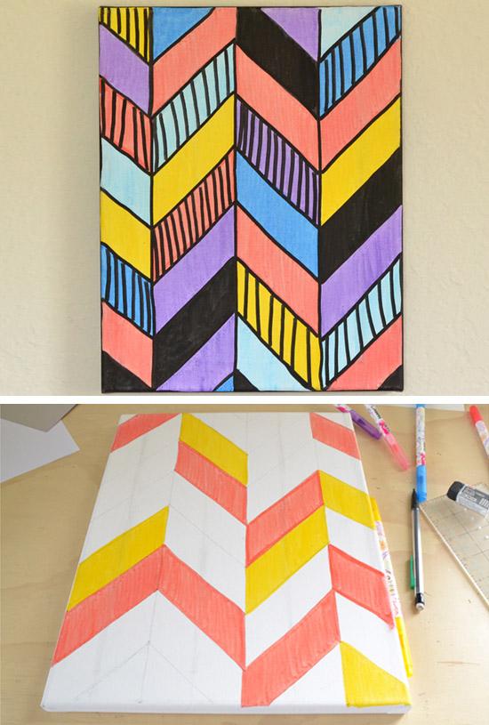 Diy Easy Paintings