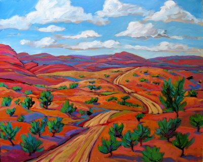 9411380f6ac Mexican Landscape paintings