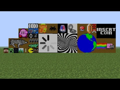how to create a painting in minecraft
