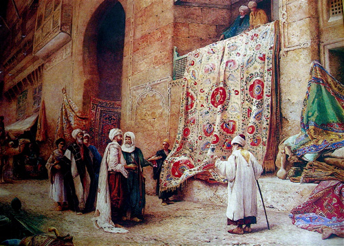 Famous Turkish paintings