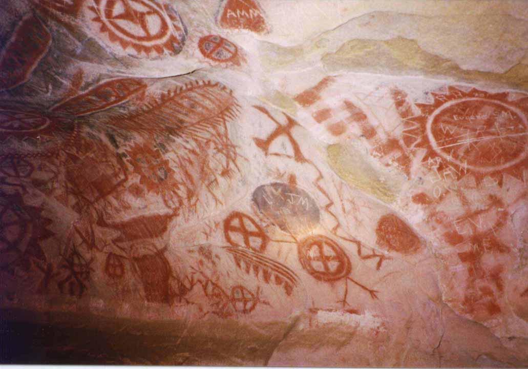 Chumash Paintings