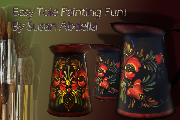 image regarding Tole Painting Patterns Free Printable named Toll paintings