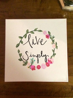 Painting Diy Canvas Quotes Ideas Cute Paintings