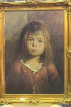 Kind bild bragolin weinendes Weinendes Auge