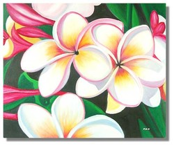 Easy Flower Paintings For Beginners On Canvas Floral Painting